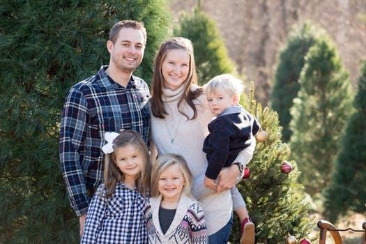 家族イメージ写真